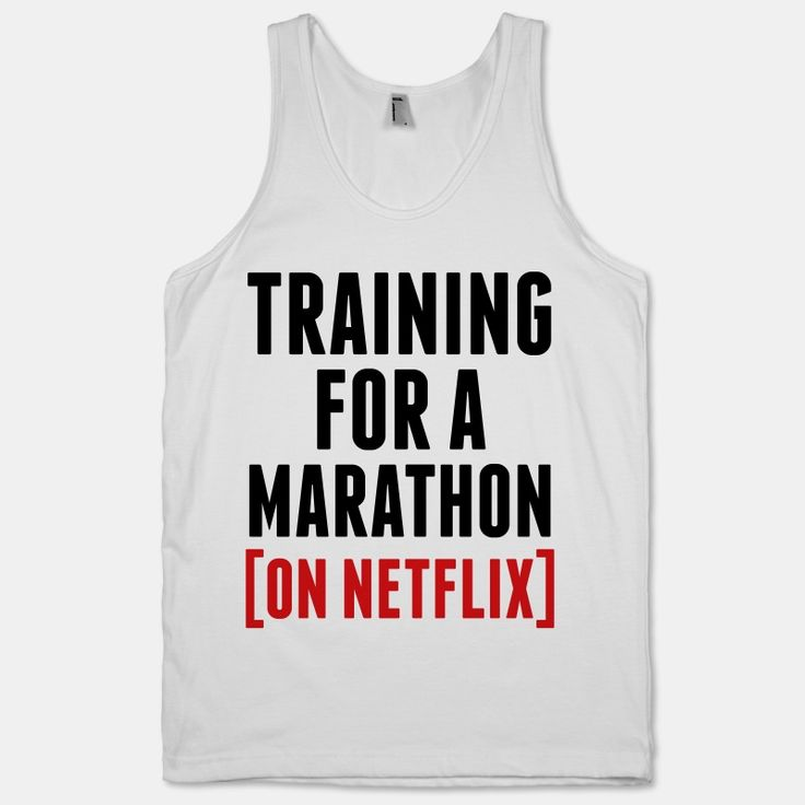Training for a Marathon (On... | T-Shirts, Tank Tops, Sweatshirts and Hoodies | HUMAN