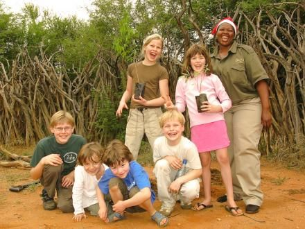 Planting Trees at Jaci's. Social Responsibility | Community Service| Community Projects | Community Development | Recycling at Jaci's Lodges in Madikwe