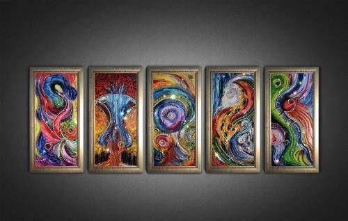 Картины (живопись) : Созвездие