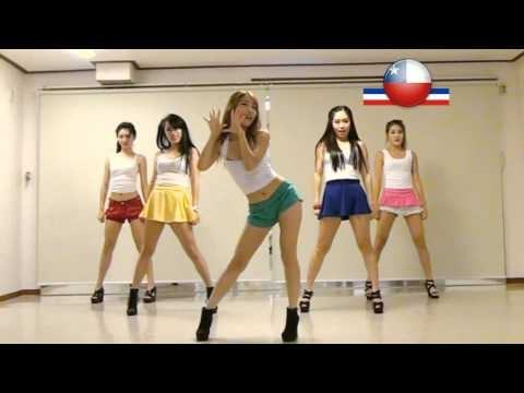 You are girl? Can you dance Gangnam