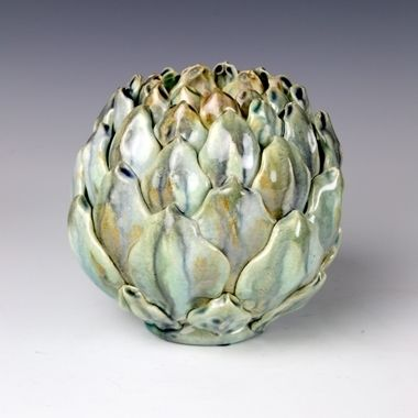 Kate Malone: Small Artichoke . 2014.