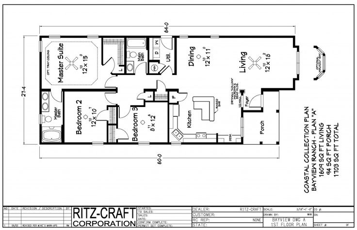 32 best images about floor plans on pinterest house for Modular shotgun house