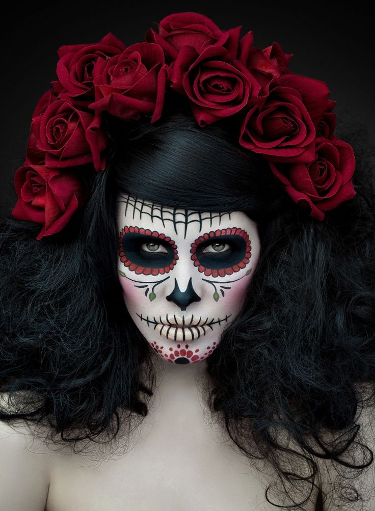 Best 20+ Candy skull makeup ideas on Pinterest | Candy skull ...