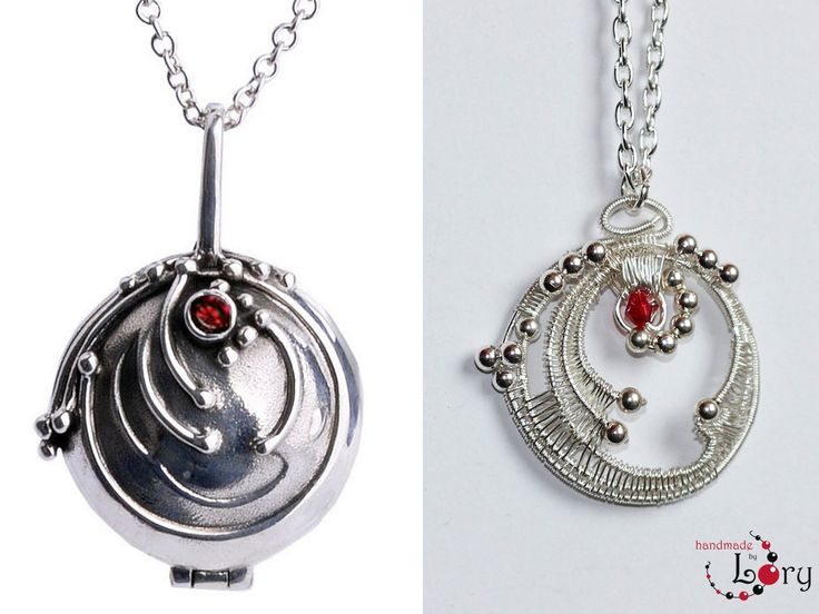 The Vampire Diaries Necklace