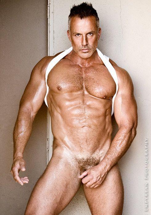 Mature man hot