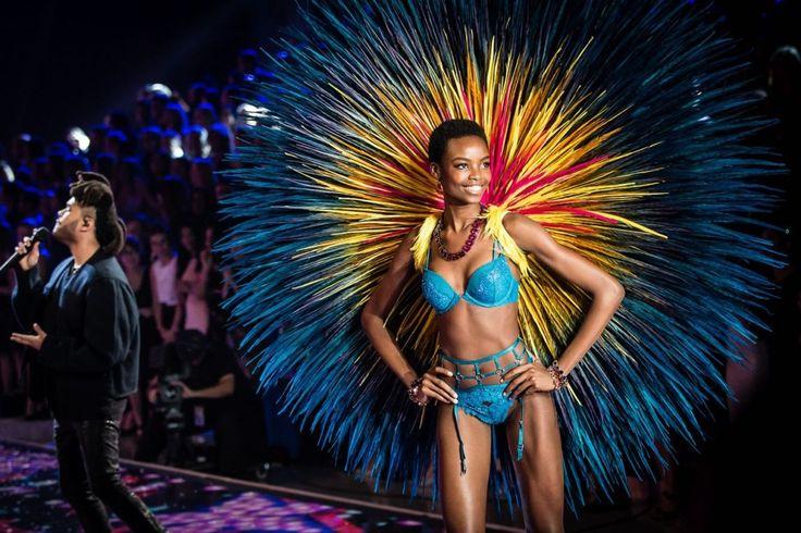 """Pelo quarto ano consecutivo, Maria Borges vai desfilar seu charme no show anual da """"Victoria's Secret"""" https://angorussia.com/lifestyle/moda/pelo-quarto-ano-consecutivo-maria-borges-vai-desfilar-charme-no-show-anual-da-victorias-secret/"""