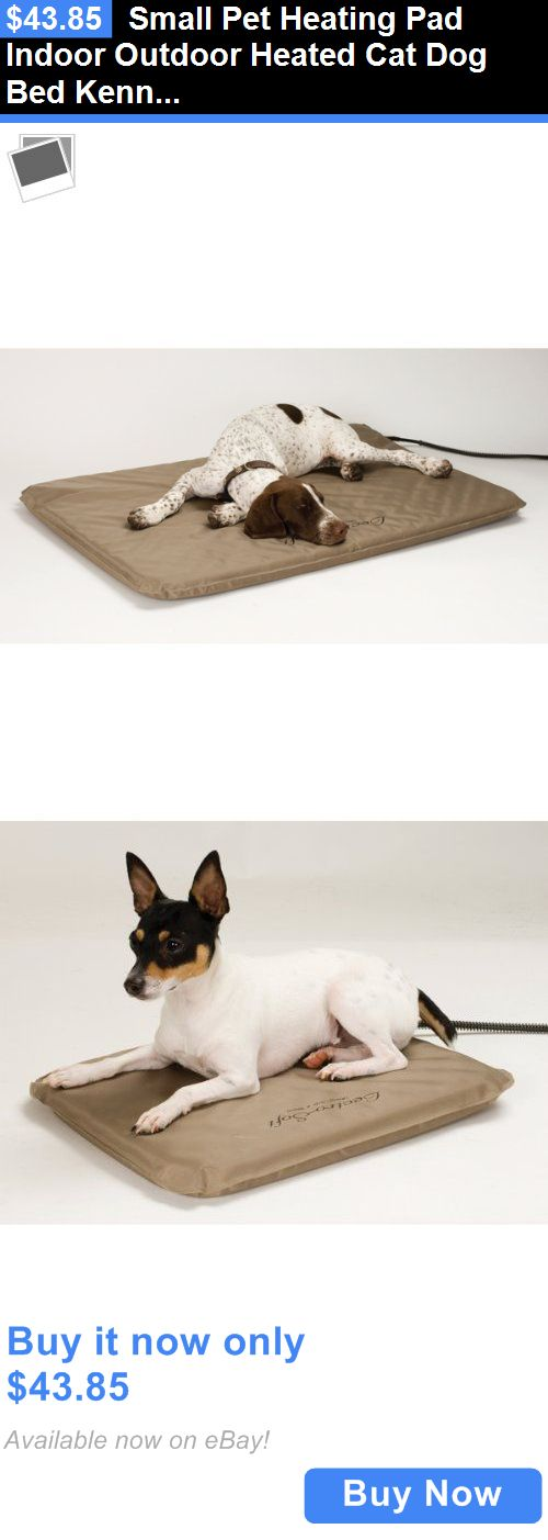 Animals Dog: Small Pet Heating Pad Indoor Outdoor Heated Cat Dog Bed Kennel Doghouse Heater BUY IT NOW ONLY: $43.85