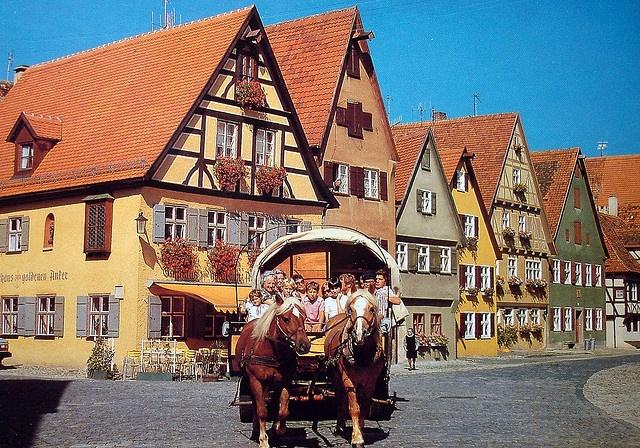 Dinkelsbuhl Bayern