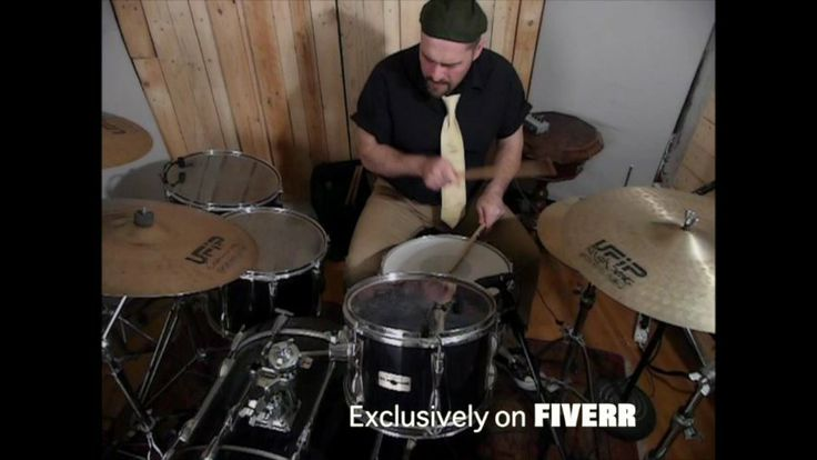 prandimusic: send you 50 acoustic drum loops for $5, on fiverr.com