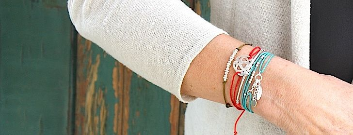 bracelets cordons page d'acceuil de http://www.unbijouforyou.com/
