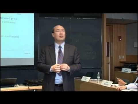 Forward and Futures Contracts 1 | Video Lectures and Slides | Finance Theory I | Sloan School of Management | MIT OpenCourseWare