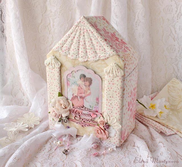 """Elena Martynova: """"Мамины сокровища"""" для маленькой принцессы"""