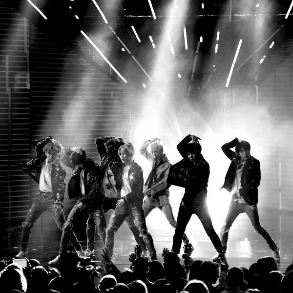 BTS has successfully finished their highly anticipated performance at the 2017 American Music Awards (AMAs) and the AMAs have released official photos of t