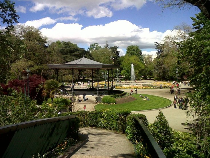 Jardin du grand rond