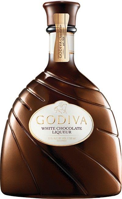 Godiva White Chocolate Liqueur (750 ML)