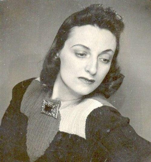 Pepita Turina (1907-1986). Fuente imagen: gentileza de su hija Karen Müller.   A principios de este mes que ya termina, se cumplieron 110...