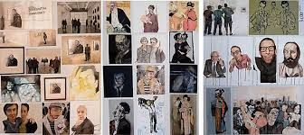 Image result for multiple viewpoint in art