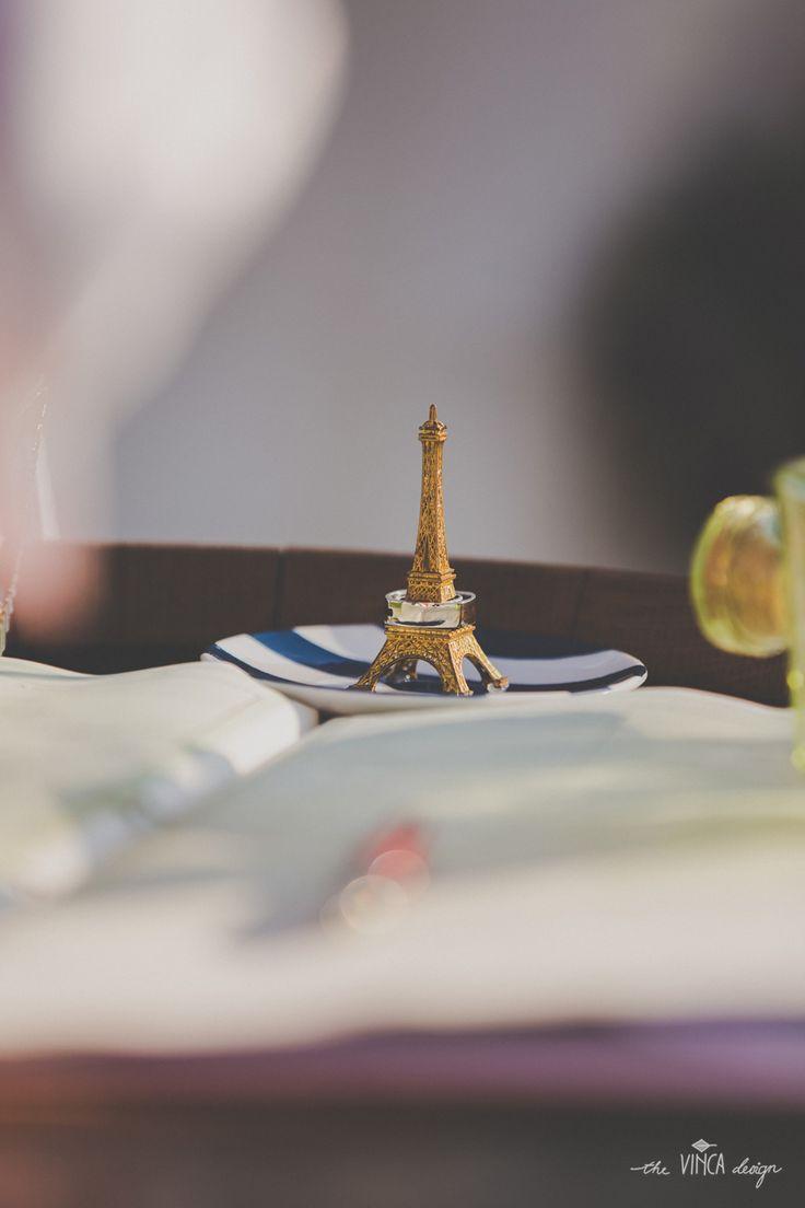 Vinca Design, France inspired wedding, ring dish, La Tour Eiffel // francia esküvő, gyűrűtartó, Eiffel-torony