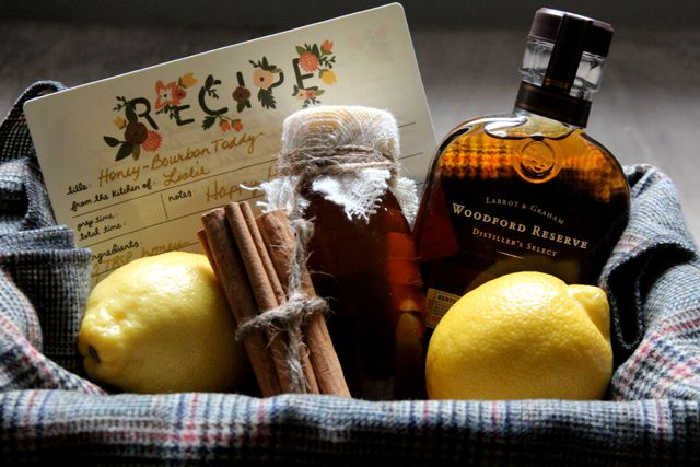 Hot toddy kit.. Great just becasue or thank you gift around these chilly times.