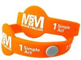 What is M5M or Mission 5 Million. Mannatech has launched an incredible mission, the save the lives of 5 million children under he age of 5 who die every year from malnutrition http://www.workfromhomechristians.com.au/what-is-m5m-mission-5-million/