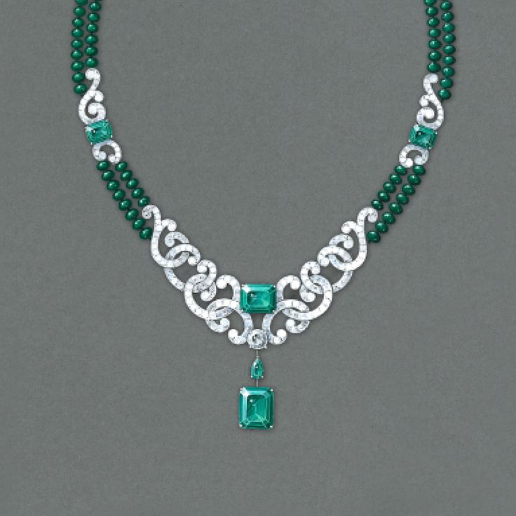 Pinned August 26 2014 Emerald  Garrard | Established London 1735 | The Worlds oldest Jewelers