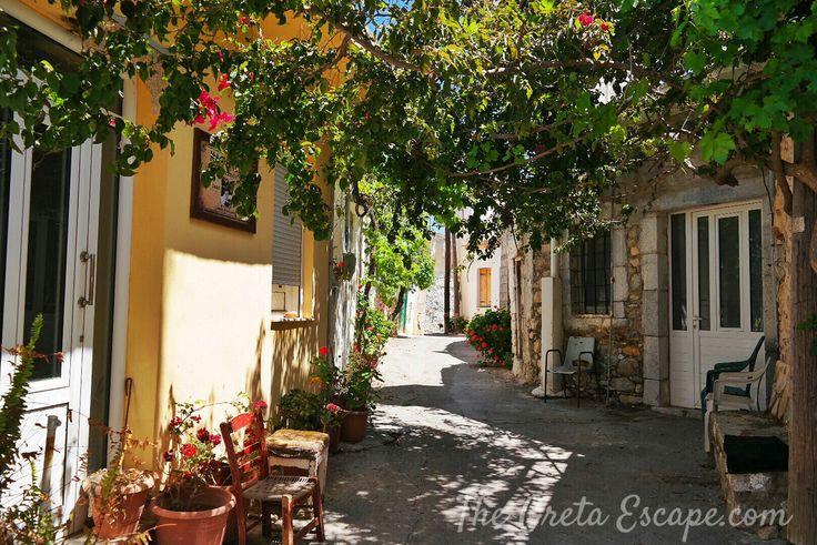 Abdou, Crete