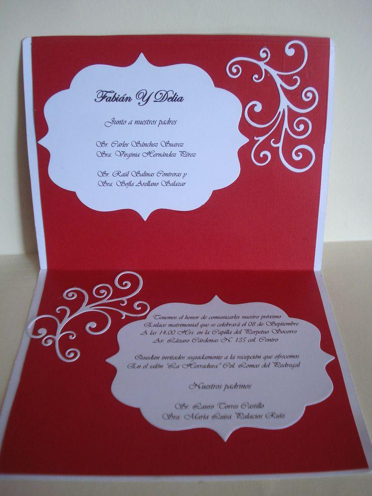 Fondo de tarjeta de boda