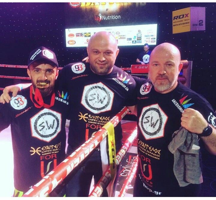 POLATIDIS Gianakopoulos MMA