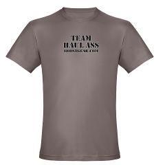 Team Haul Ass - Organic Men's Fitted T-Shirt> Team Haul Ass> BoostGear.com