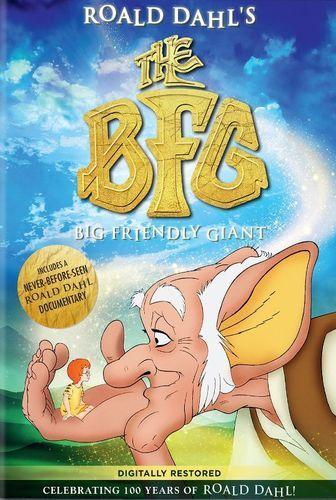 Roald Dahl's The BFG [Big Friendly Giant] [DVD] [1989]