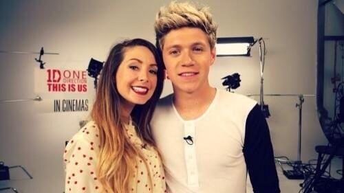 Zoe and Niall!!!!!!