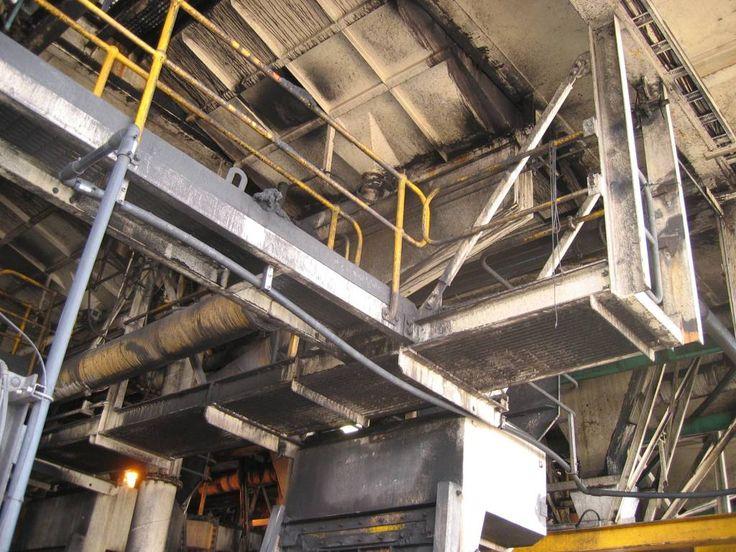 photo in coal prep plant