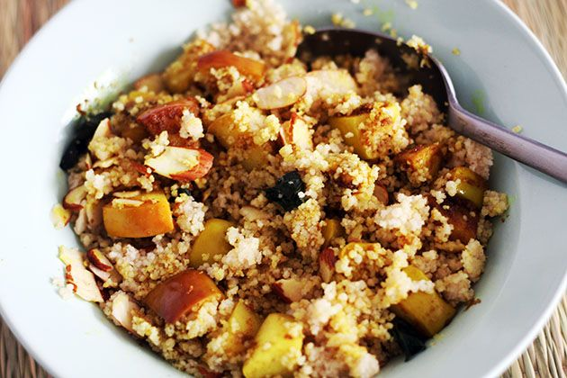 Curried Apple Couscous | Easy Recipes | Pinterest