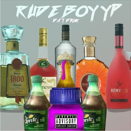 """Feel the Craze of Rudeboy YP's New Track – """"Dat Drink"""" in Music Listing"""