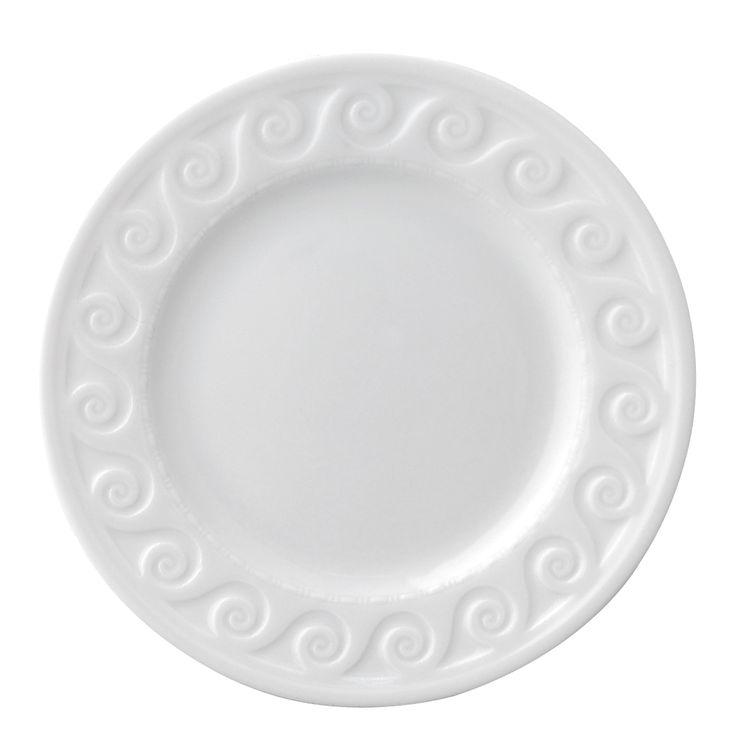 Bernardaud Louvre Bread and Butter plate in Tabletop  sc 1 st  Pinterest & Best 129 -- Porcelaine-Limoges -- ideas on Pinterest   Dinnerware ...