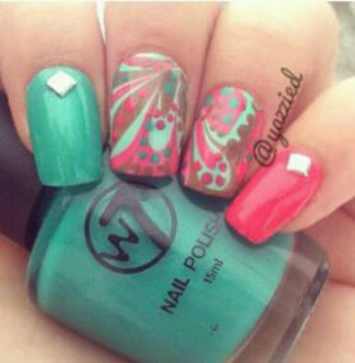 hipster nails pinterest - photo #29