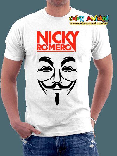 Nicky Romero - Comprar en Color Animal