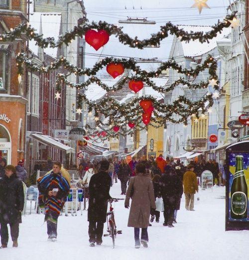Christmas time in Denmark