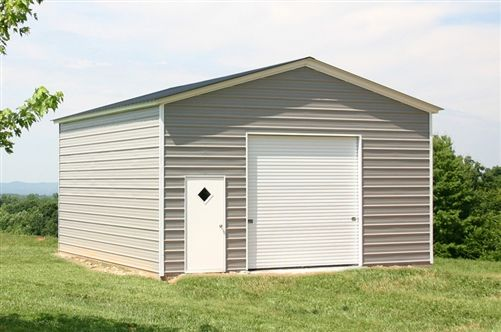 Best 18X26 Vertical Style Metal Carport Alan S Factory Outlet 400 x 300