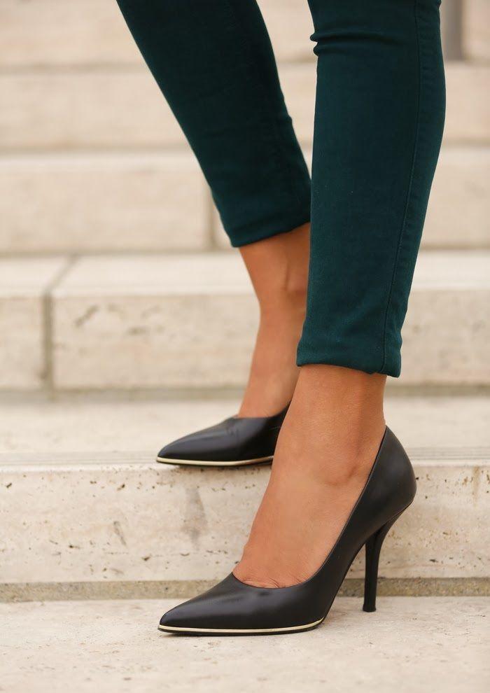 Givenchy Alyseo Leather Pumps Zapatos Y Bolsos