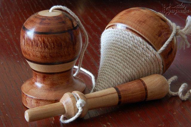 artesania Emboque y trompo