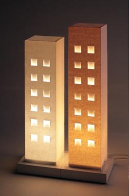 "House light ""Friends' Village"" flat roofs"