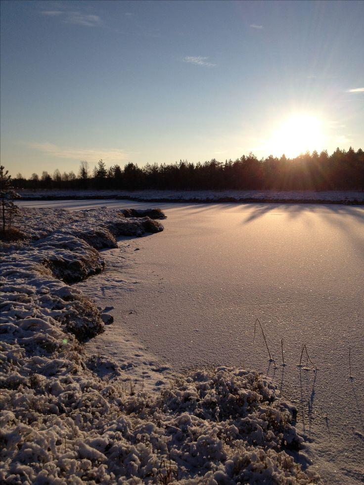 Rannalla Ruunaojan, Pudasjärvi