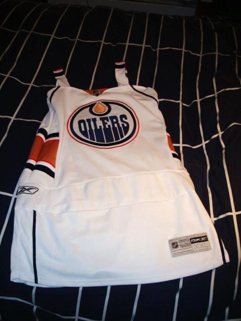 Edmonton Oilers Dress