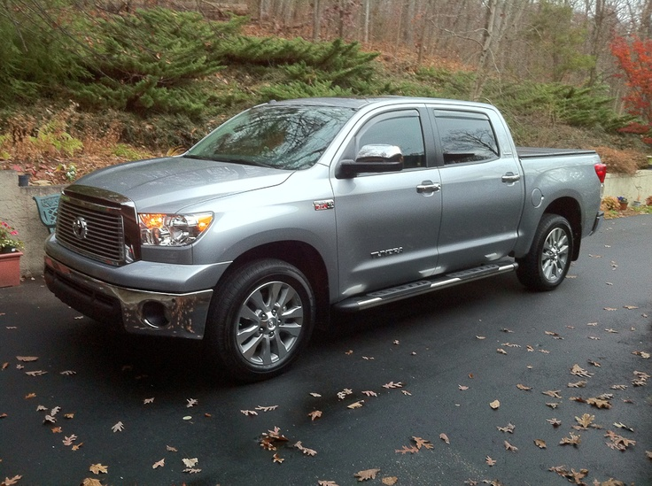 My Quot New Quot 2010 Toyota Tundra Crewmax Trucks Pinterest