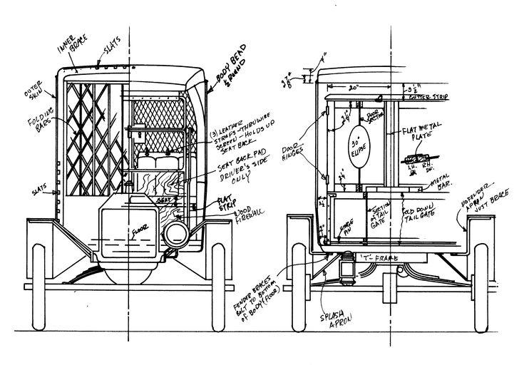 ford model t  u0026 39 paddy wagon u0026 39   1915