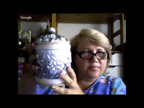 (1) Марина Трублина Из грязи в князи... Способ создания самодельной шкатулки с высокими борта 06.06.2017 - YouTube