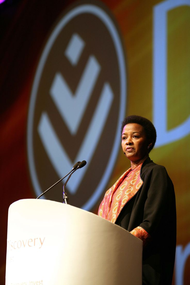 Wendy Luhabe - One of South Africa's most successful business women.