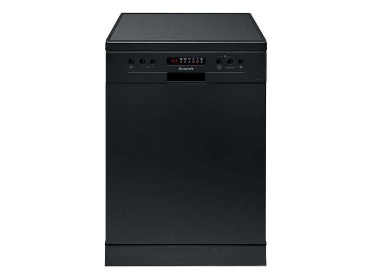 Lave vaisselle BRANDT DF13114B prix promo Lave vaisselle Conforama 311.66 € TTC au lieu de 499 €