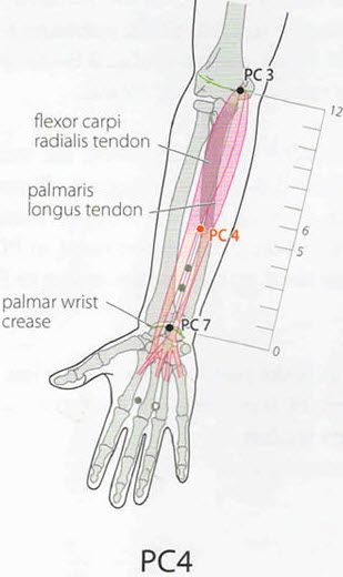 Pressure points for sexual arousal 7